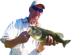 Catch Of The Day Bass on DuPage Angler