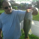 Here's the same pic as the other my brother in law wanted to see how heavy 4lb 7 Oz