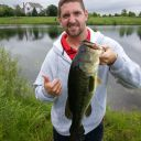 I'm new to this site, caught and released this big guy at one of the Naperville ponds!