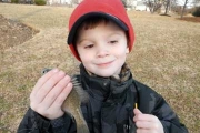 Dupage Angler Kid Catches Cold Weather Gills